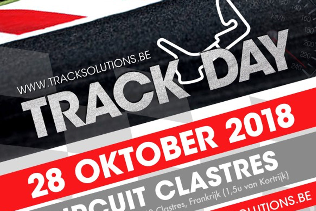 Track Day Circuit Clastres 2018
