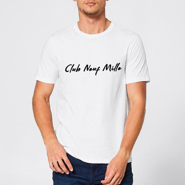 T-Shirt - Club Neuf Mille