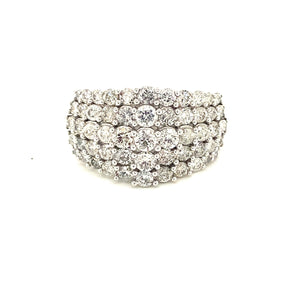 3.7c Diamond Ring
