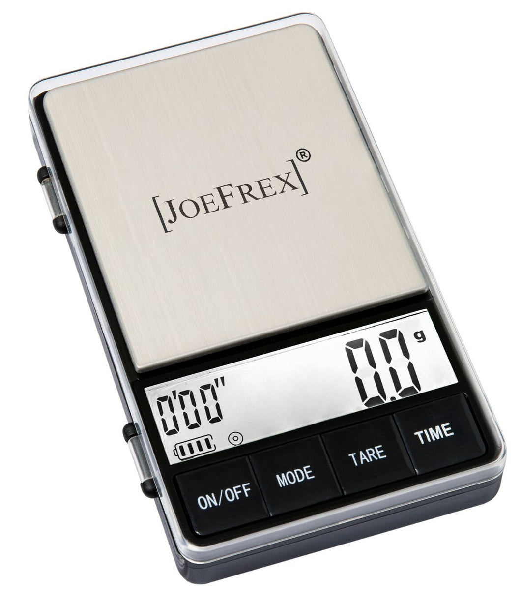 Digital Barista Scale with Timer