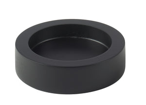 Tamper Puck / Rest Wood black