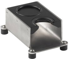 Load image into Gallery viewer, Tamping Station Exclusive Black, Solid Tamper Stand