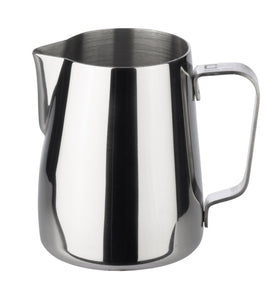 Steaming & Frothing Milk Pitcher Classic Stainless Steel