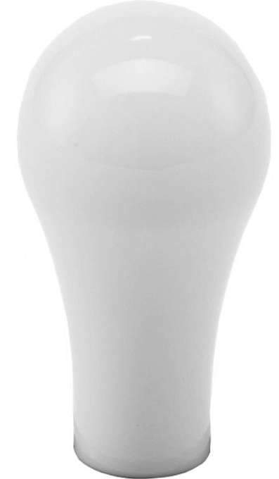 Espresso Coffee Tamper Handle Pop White