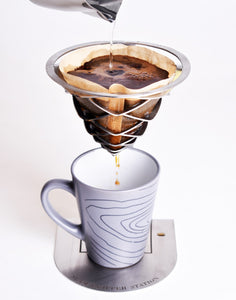 Coffee SLAM DRIPPER STATION for fresh poured over Coffee ever