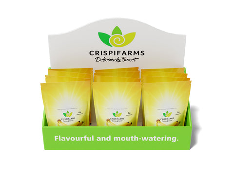 Crispifarms Banana Chips