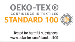 OEKO-TEX 100 Silk Certified