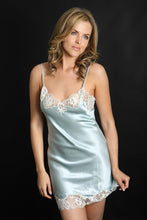 Silk Chemise / Short Silk Nightdress B28