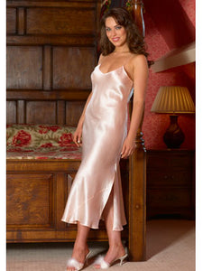 Silk Nightdress / Dressing Gown C08