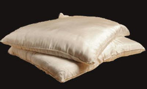100% Pure Silk Pillow 1.0kg fill