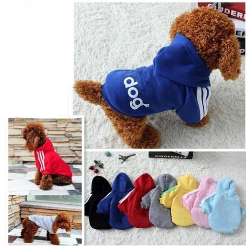 Fashion Winter Dog Clothes