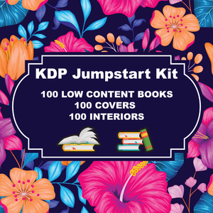 KDP Jumpstart Kit