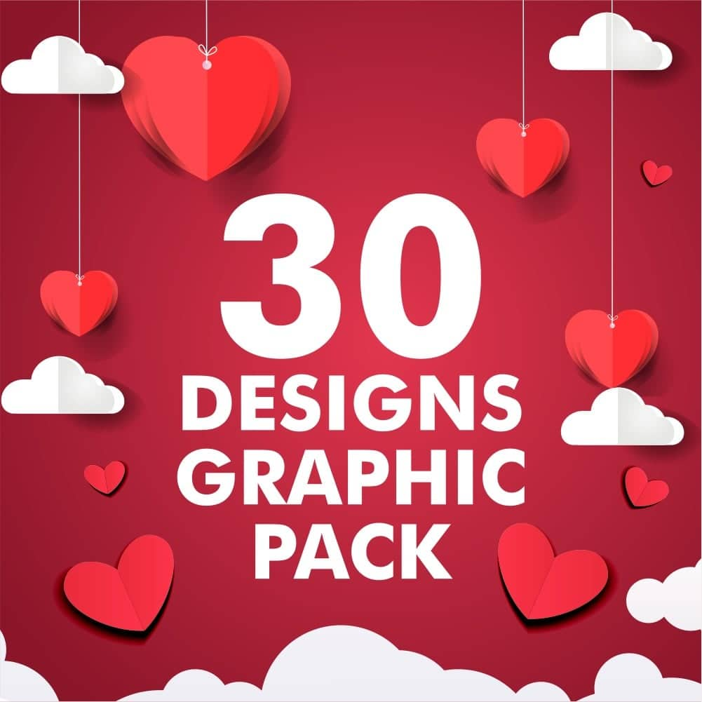 30 Winning Designs Pack [PREORDER]