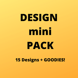 15 Designs Mini Pack [PREORDER]