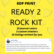 Load image into Gallery viewer, KDP Ready2Rock Kit