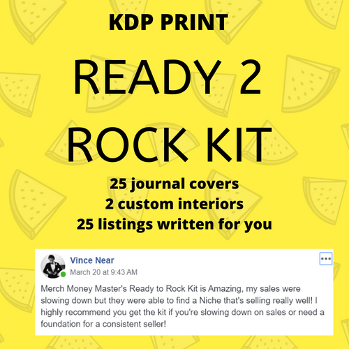KDP Ready2Rock Kit