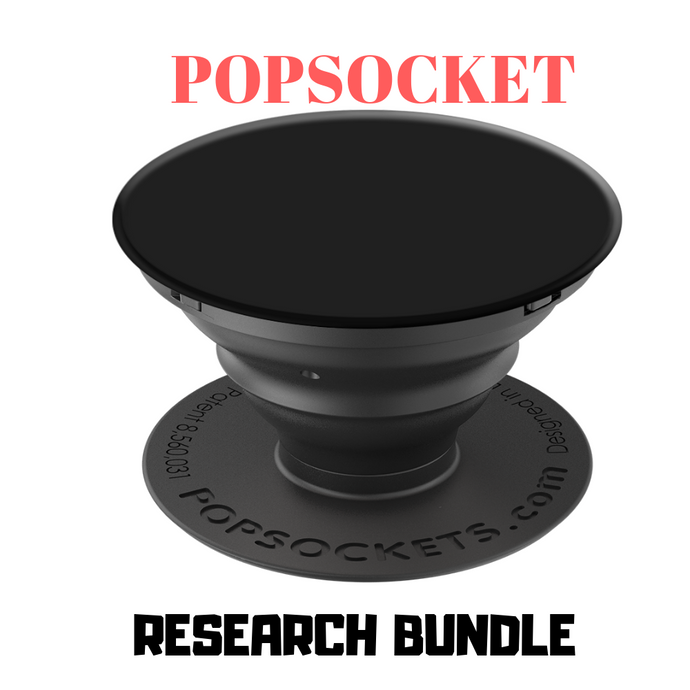 Popsockets Research Goodie Bag