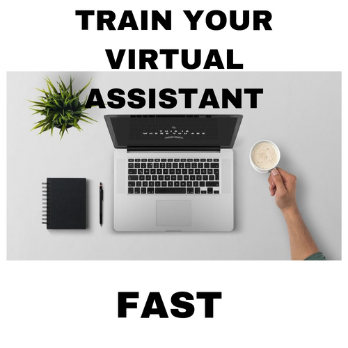 Train Your Virtual Assistant Fast Bundle