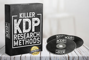 Killer KDP Research Methods Course