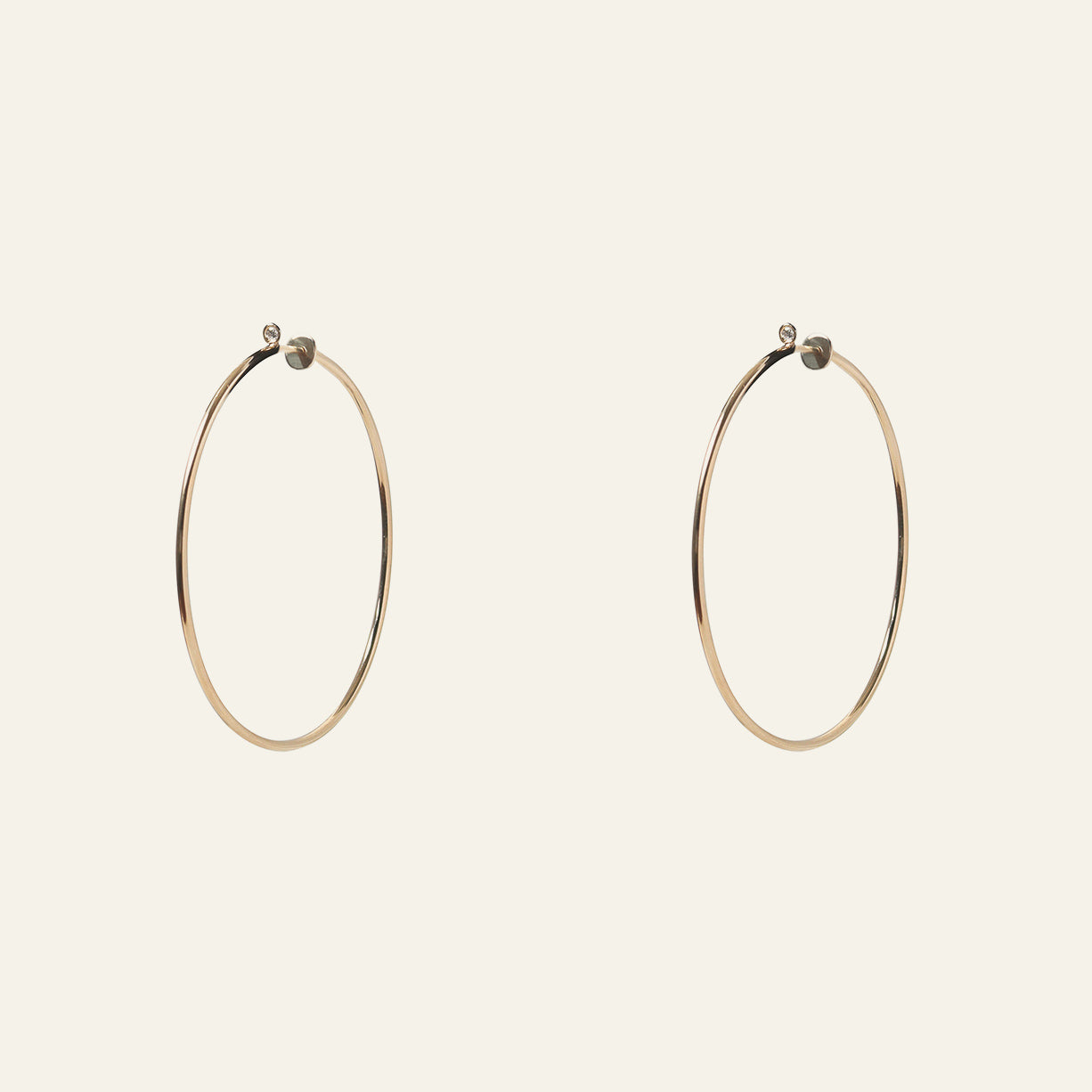 Antē Hoop Earrings
