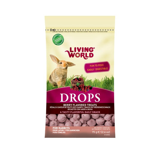 Living World Rabbit Drops