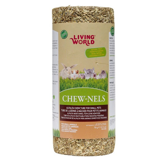 Living World Alfalfa Chew-nels