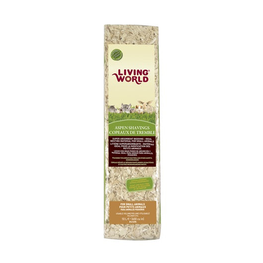 Living World Aspen Shavings