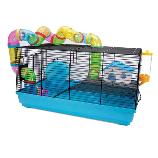 Living World Dwarf Hamster Cages Playhouse