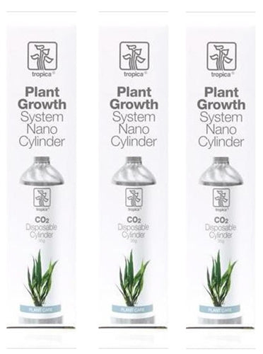 Plant Growth System Nano 3x Refill Set