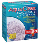 AquaClear Zeo-Carb Filter Insert 3 Pack