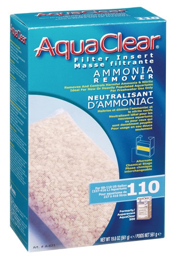 AquaClear 110 Ammonia Remover Single Pack