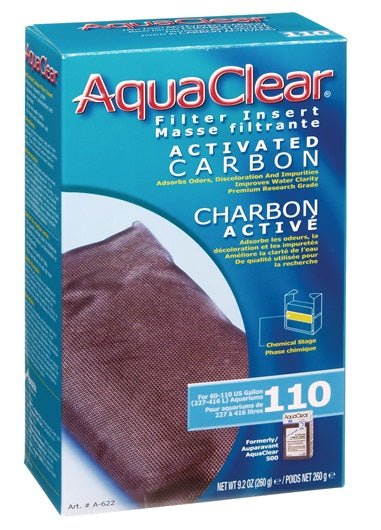 AquaClear 110 Activated Carbon 260g/9.2oz