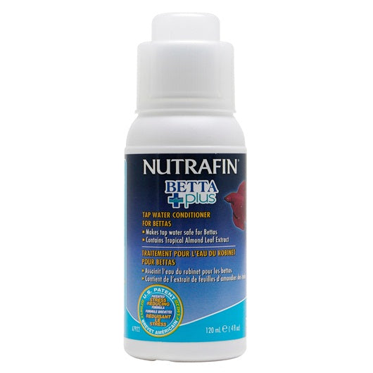 Nutrafin Betta Plus Tap Water Conditioner for Bettas