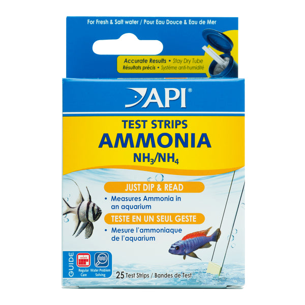 API pH Test Strips 25pk