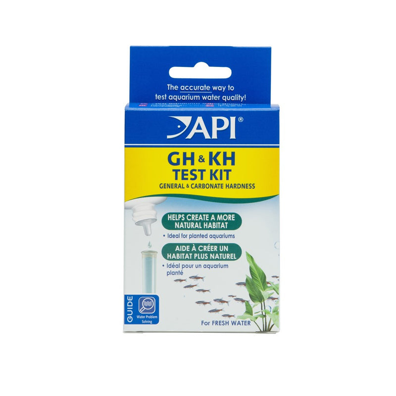 API GH/KH Test Kit