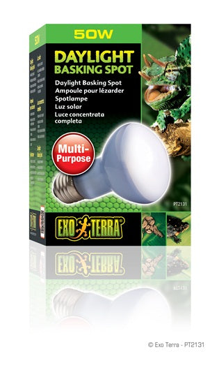 Exo Terra Daylight Basking Spot Lamps