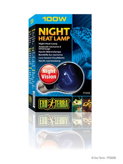 Exo Terra Night Heat Lamps