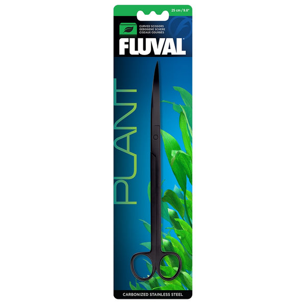 Fluval Carbon Curved Scissors - 25 cm 9.8""