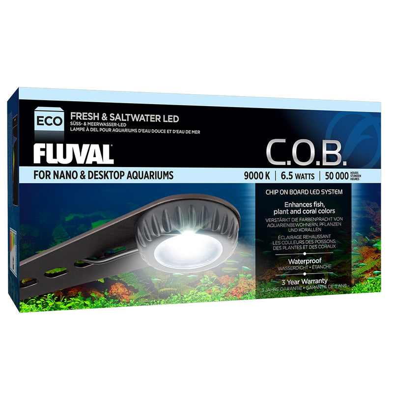 Fluval C.O.B (Chip On Board) Nano LED, 6.5 W