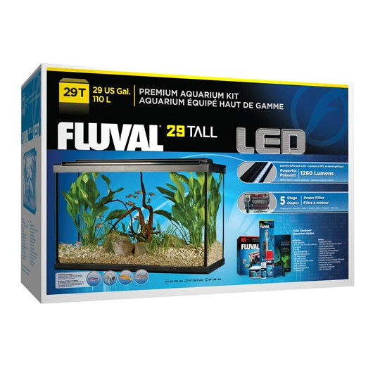 Fluval 29 Tall Premium LED Kit 110L/29G