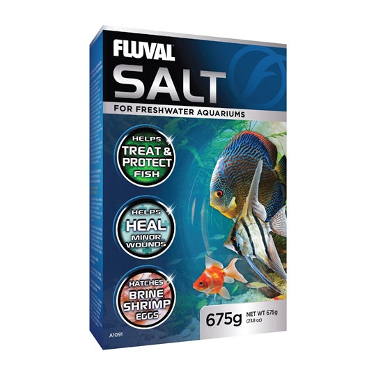Fluval Aquarium Salt 675g/23.8oz