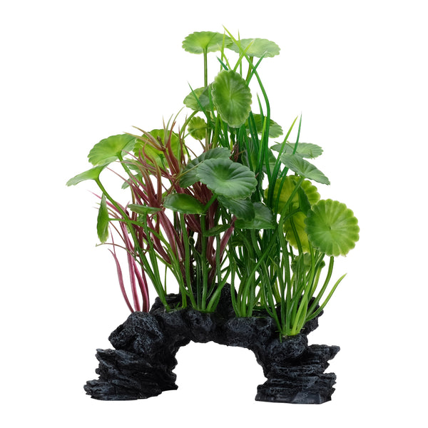 "Fluval Aqualife Deco Scapes Green Lysimachia Mix  6""/15cm-8""/20cm"