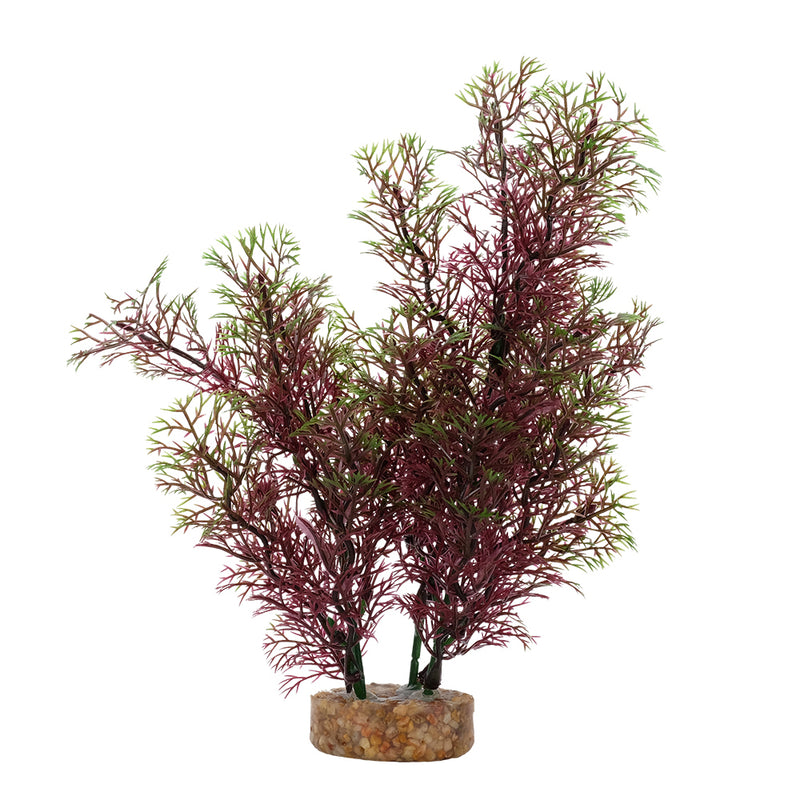 "Fluval Aqualife Plant Scapes Red Green Foxtail 8""/20cm"