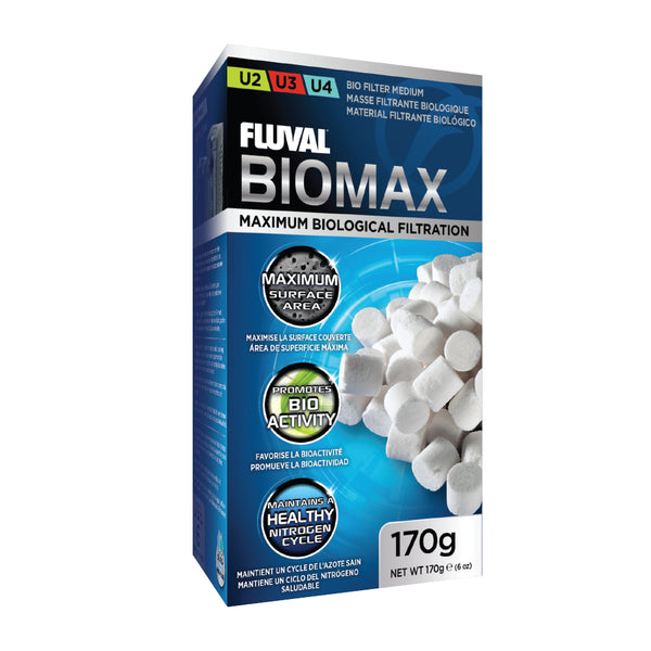 Fluval U2/U3/U4-Series Biomax 170g/6oz