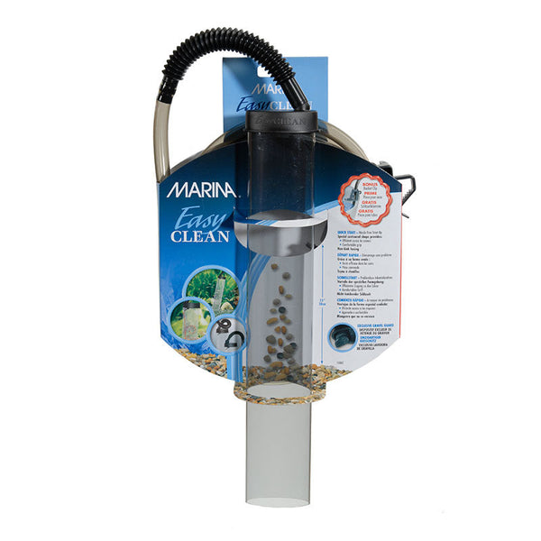 "Marina Easy Clean Medium Aquarium Gravel Cleaner - 37.5 cm (15"")"