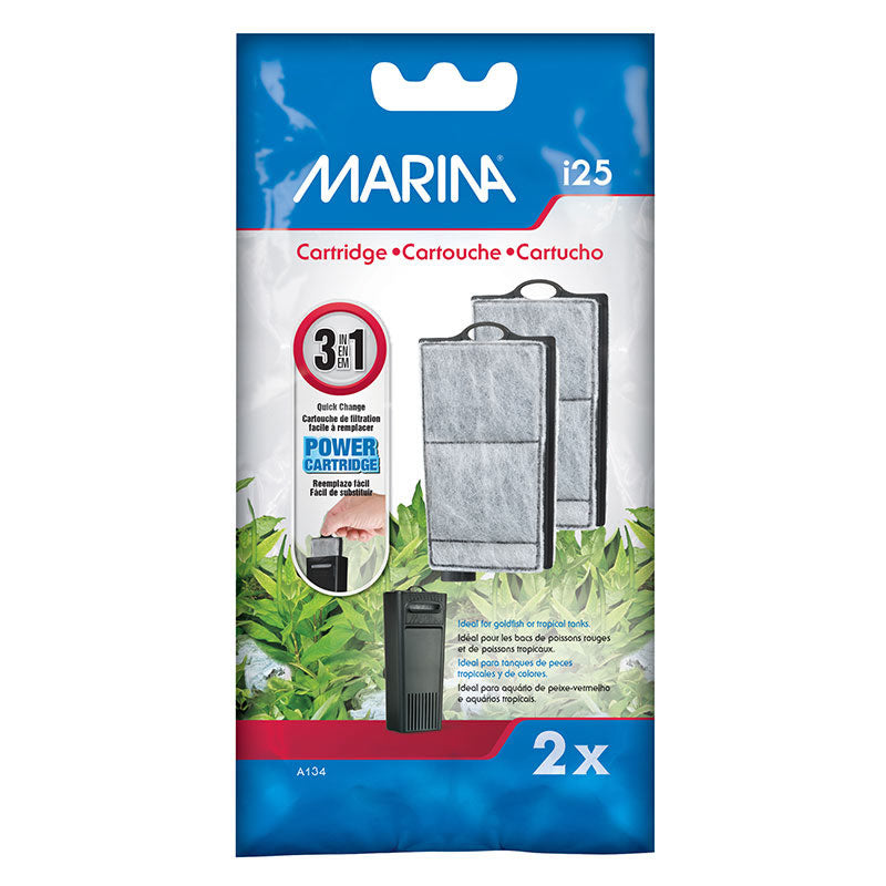 Marina i25 Internal Filter Refill Cartridge 2pk