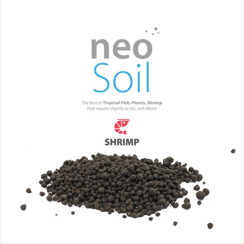 Neo Soil for Shrimp 3L-8L