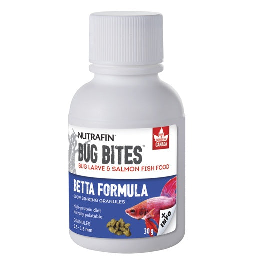 Nutrafin Bug Bites Betta 30g/1oz