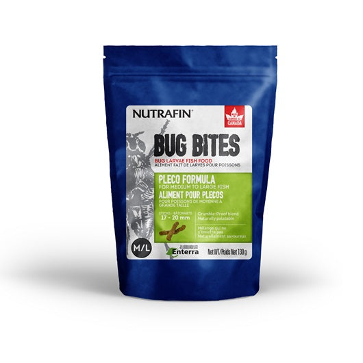 Nutrafin Bug Bites Bottom Feeder - M-L - 17-20 mm - 130 g