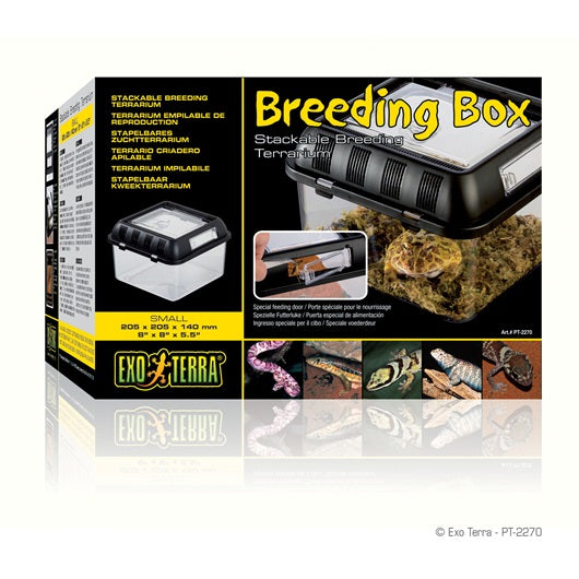Exo Terra Breeding Boxes